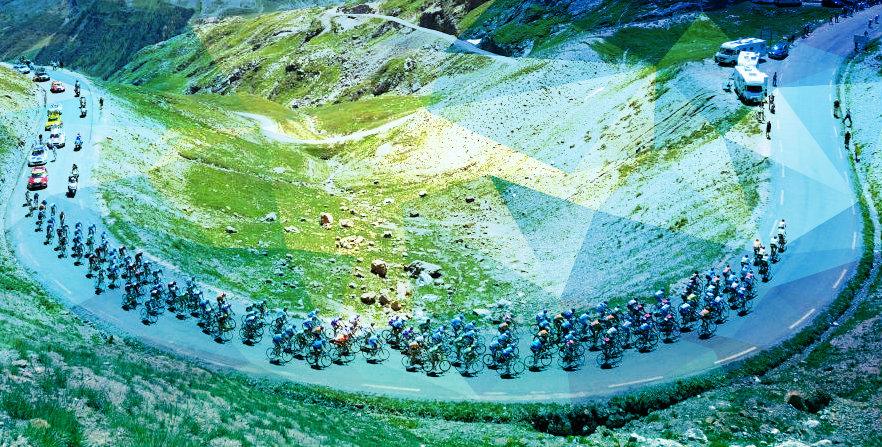 Un Tour de France de plus en plus numérique