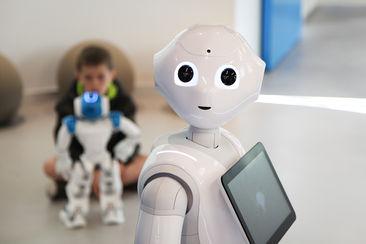 Robots : la percée des startups françaises du secteur