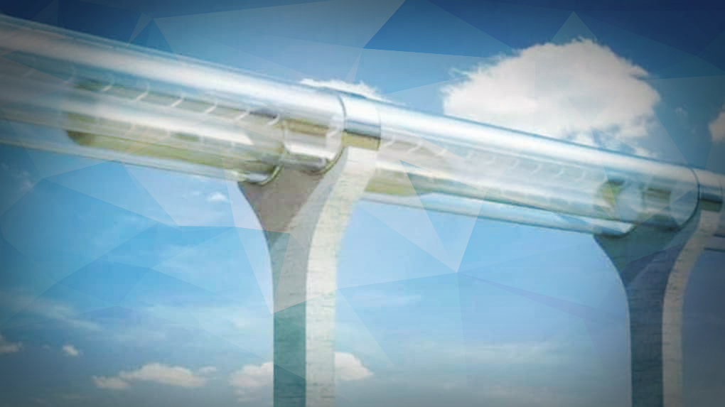 La startup Transpods va tester en conditions réelles son Hyperloop en France