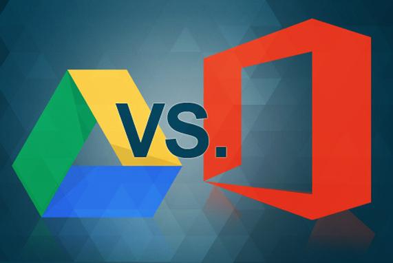 Office 365 versus G Suite, un match qui bénéficie aux utilisateurs