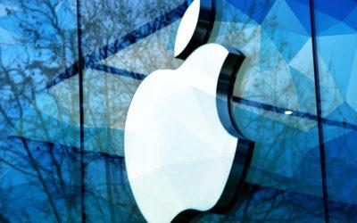 Vol de données confidentielles en interne chez Apple