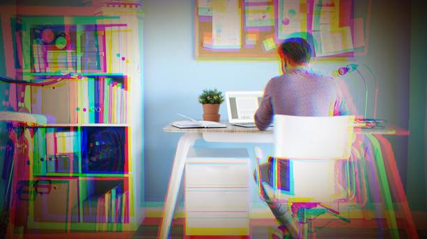 Télétravail : Près d'1/3 des salariés du privé concernés