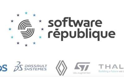 Software République : 5 industriels français s'allient pour imaginer la mobilité de demain